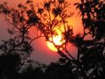 Sunset-Panchgani, Maharashtra